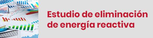 Estudio de eliminación de energía reactiva